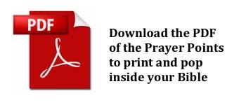 PDF Prayer Point Logo